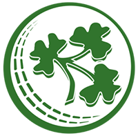 Ireland's badge