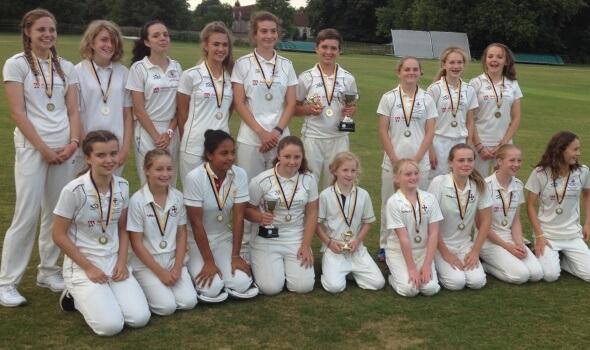 hantsclubchamps winners girls